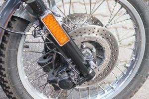 brake bike
