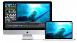 2画面設定 Mac